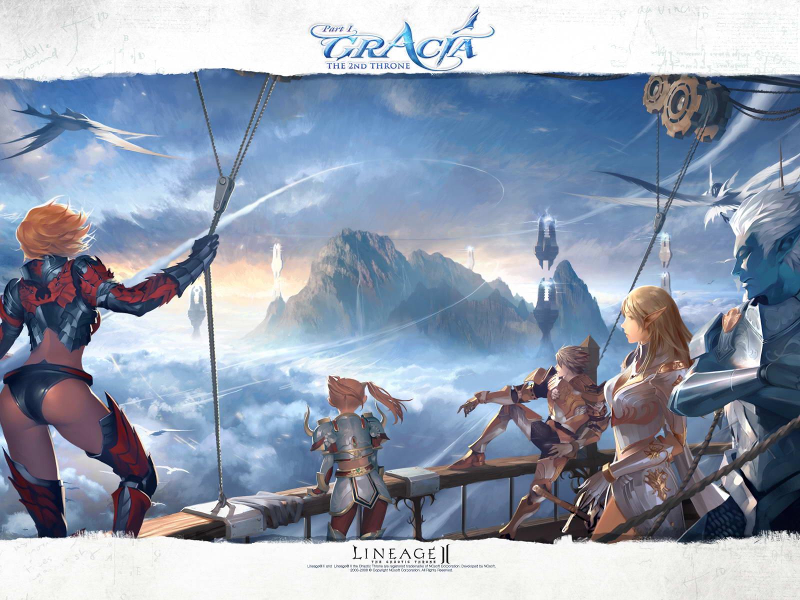 Год выпуска 2008 Жанр MMORPG Разработчик & Издательство NCsoft